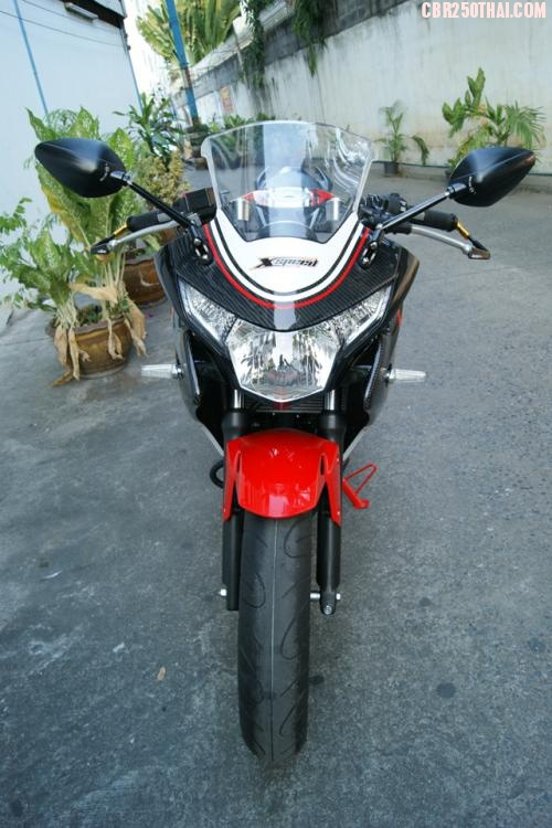 CBR 250 hang do XSpeed tu Thai Lan - 6