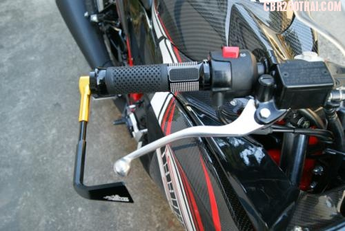CBR 250 hang do XSpeed tu Thai Lan - 8