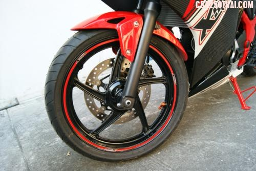 CBR 250 hang do XSpeed tu Thai Lan - 7