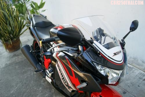 CBR 250 hang do XSpeed tu Thai Lan - 13