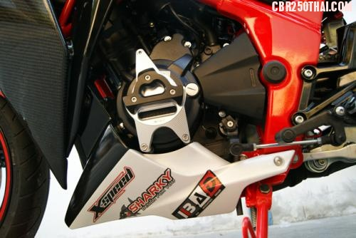 CBR 250 hang do XSpeed tu Thai Lan - 15