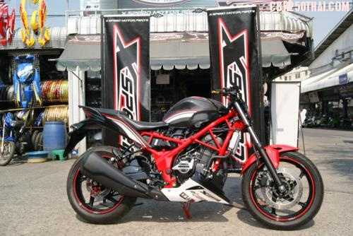 CBR 250 hang do XSpeed tu Thai Lan - 16