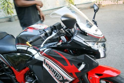 CBR 250 hang do XSpeed tu Thai Lan - 9