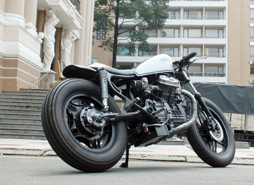 Honda GL400 do cafe racer o Bien Hoa - 5