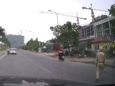 Clip Danh vong chay tron CSGT - 3