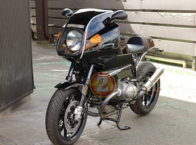 BMW R100RS do lai boi RitmoSereno - 3