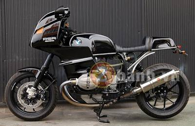 BMW R100RS do lai boi RitmoSereno