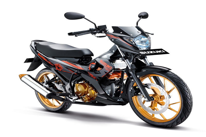 Satria F 150 Fighter 1 Special Edition manh me day ca tinh - 2