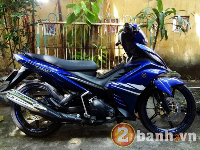 Exciter GP phong cach R1 - 2
