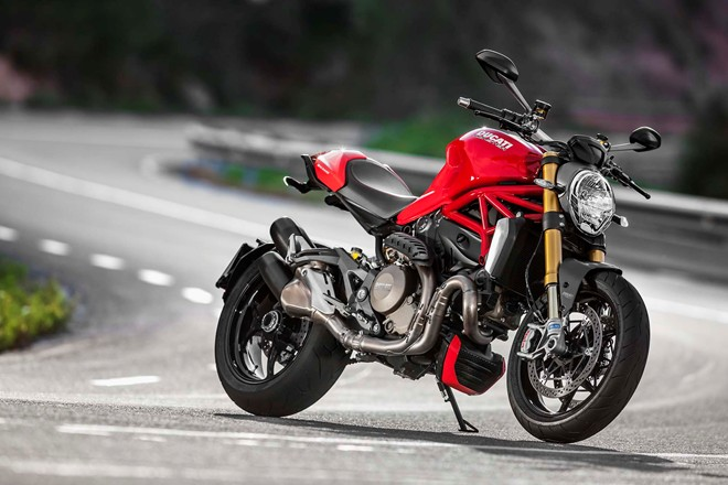 Ducati Monster 1200 va Monster 1200 S cung nhau ra mat - 11