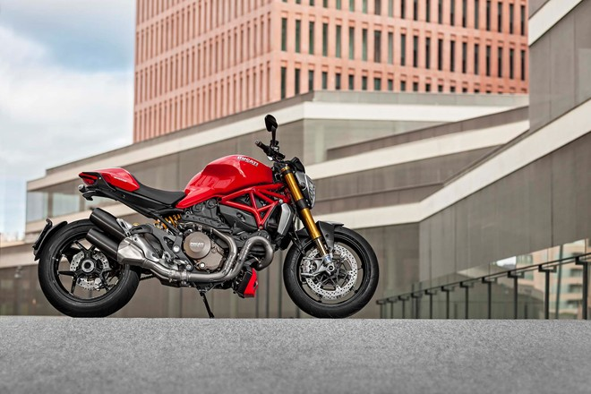 Ducati Monster 1200 va Monster 1200 S cung nhau ra mat - 16