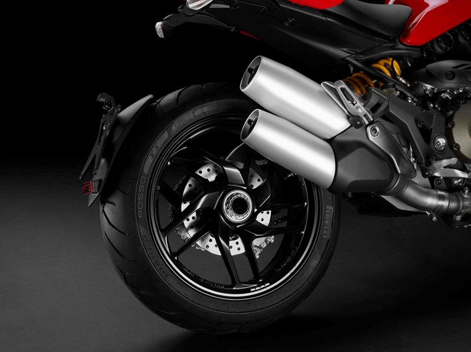 Ducati Monster 1200 va Monster 1200 S cung nhau ra mat - 5