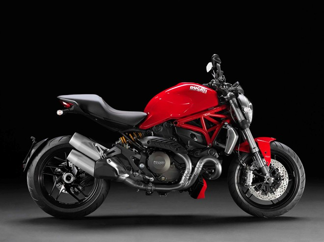 Ducati Monster 1200 va Monster 1200 S cung nhau ra mat - 2