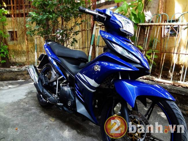 Exciter GP phong cach R1 - 3