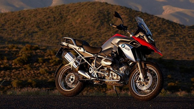 BMW R1200GS 2013 khong dat chat luong khach hang than