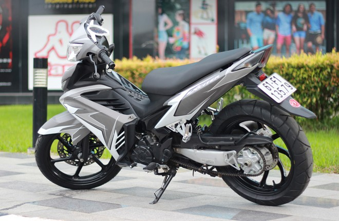 Yamaha Exciter GP 2014 do cuc chat manly - 3