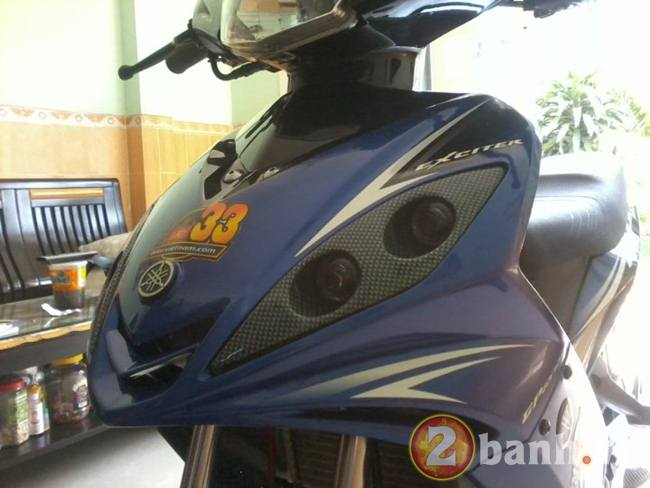 Exciter GP drag style don gian - 11