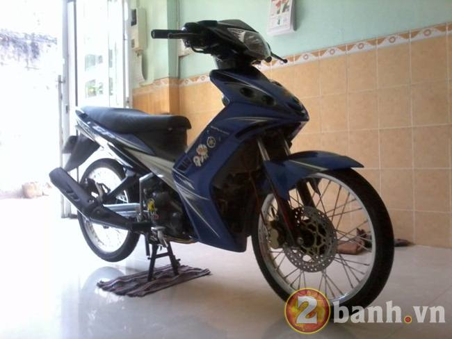 Exciter GP drag style don gian - 12