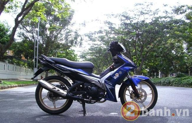 Exciter GP Sport lo hang - 4