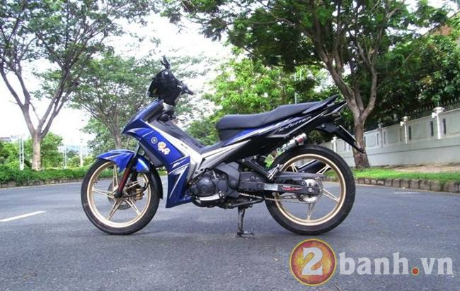 Exciter GP Sport lo hang - 5