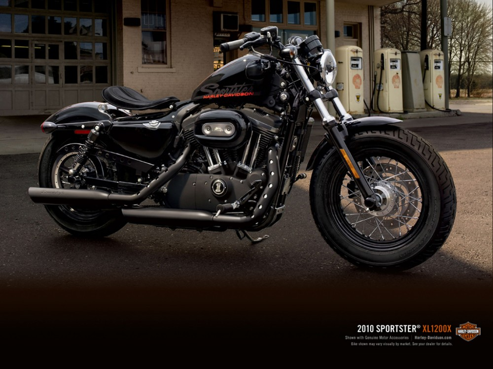 Harley Davidson FortyEight Chang Lun Duong Pho - 2