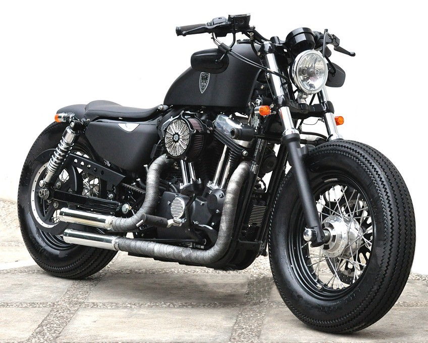 Harley Davidson FortyEight Chang Lun Duong Pho - 7