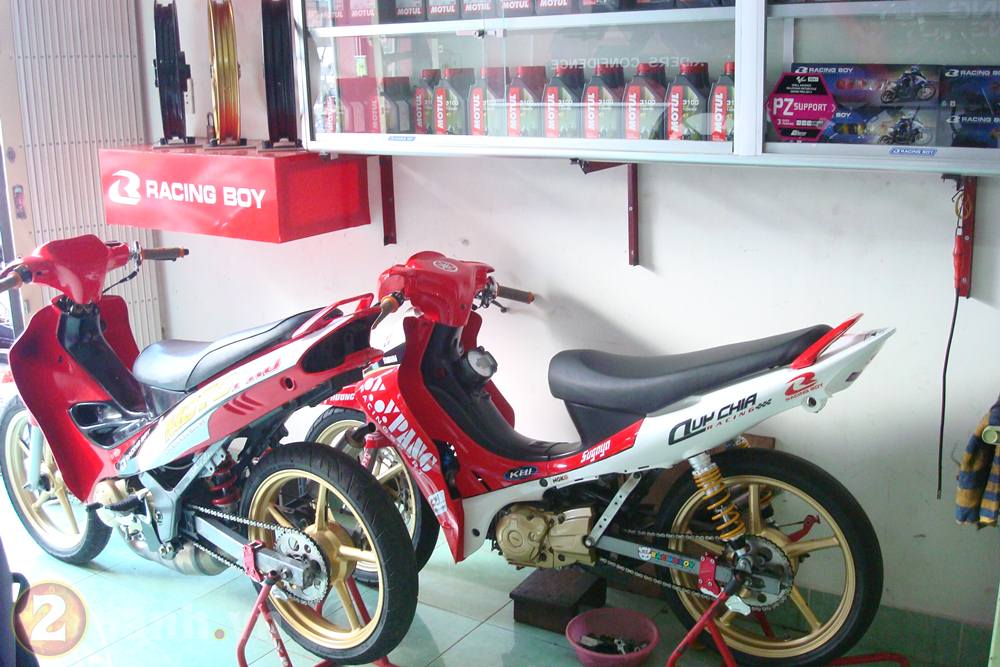 Hinh anh 2banh ghe tham DTD Racing Shop - 3