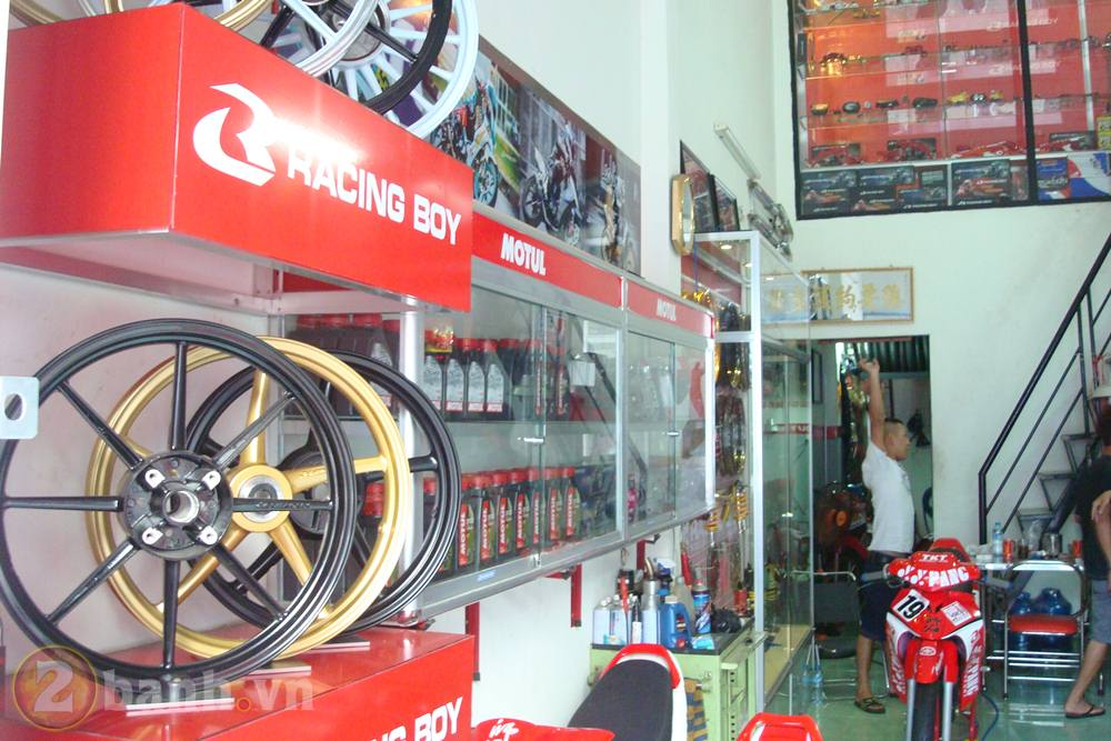 Hinh anh 2banh ghe tham DTD Racing Shop - 5