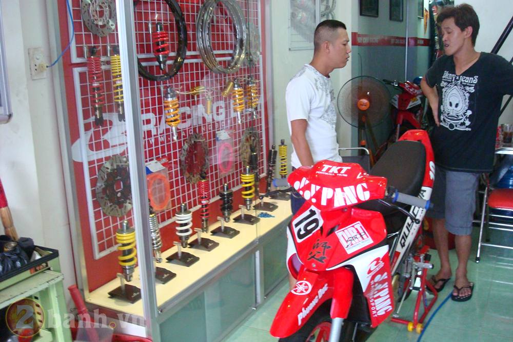 Hinh anh 2banh ghe tham DTD Racing Shop - 6