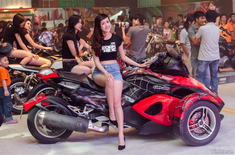Hinh anh Su kien Born to Ride cho nguoi dam me xe - 43
