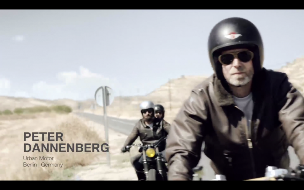 Video dep ve 7 em BMW R nineT - 2