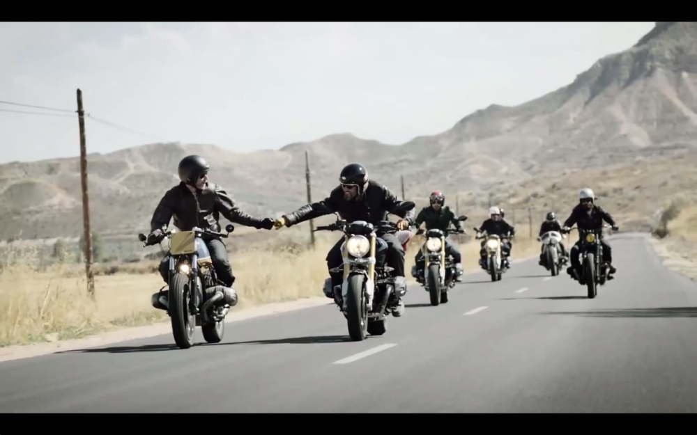 Video dep ve 7 em BMW R nineT - 5