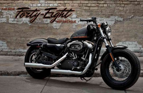 Harley Davidson FortyEight Chang Lun Duong Pho