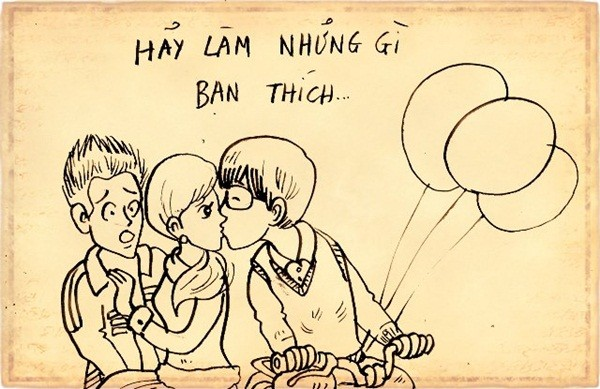 Bo tranh chan that ve cuoc song - 11
