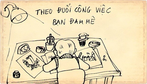 Bo tranh chan that ve cuoc song - 12