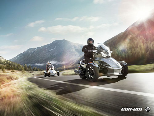 CanAm Spyder ST 2013 dat xat ra mieng - 3