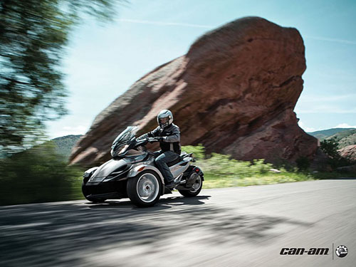 CanAm Spyder ST 2013 dat xat ra mieng - 4