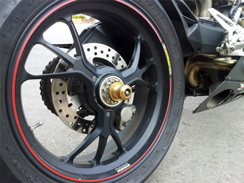 Ducati 1199 Panigale S ABS do carbon tien ty o Ha Noi - 11