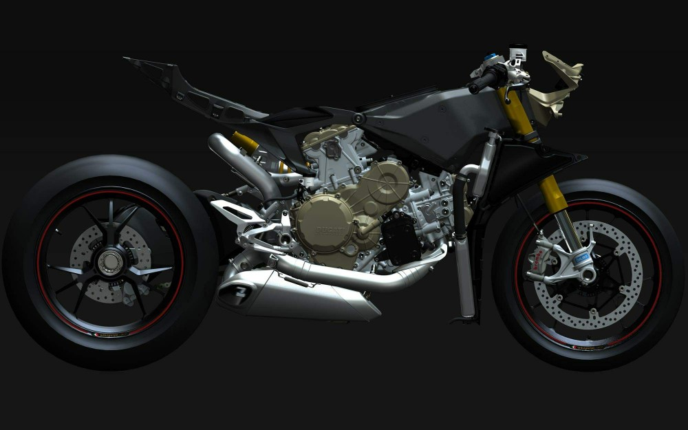 Ducati 1199 S Panigale Tricolore Co may sieu long moi con tim - 11