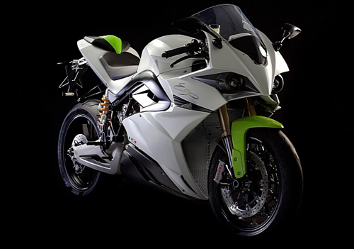 Energica Ego sieu moto dien co the dat toc do 240kmh