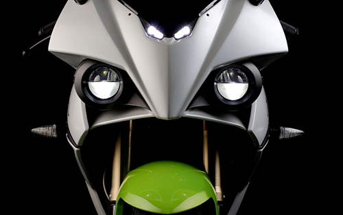 Energica Ego sieu moto dien co the dat toc do 240kmh - 5