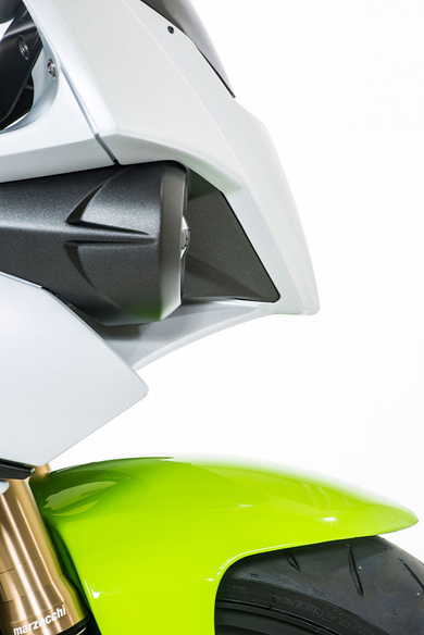 Energica Ego sieu moto dien co the dat toc do 240kmh - 7