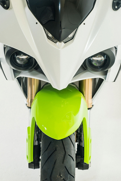 Energica Ego sieu moto dien co the dat toc do 240kmh - 9