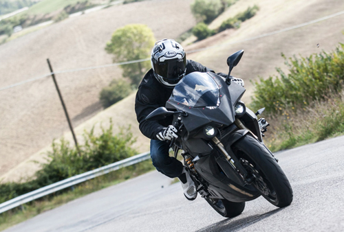 Energica Ego sieu moto dien co the dat toc do 240kmh - 12