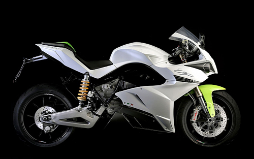 Energica Ego sieu moto dien co the dat toc do 240kmh - 3