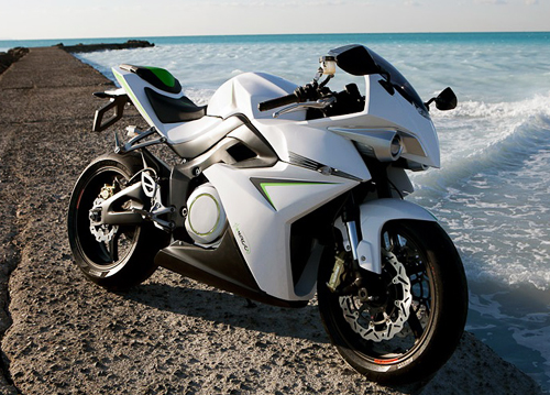 Energica Ego sieu moto dien co the dat toc do 240kmh - 2