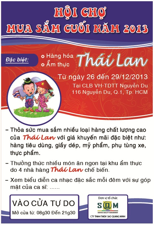 Hoi cho hang Thai cuoi nam co gi moi
