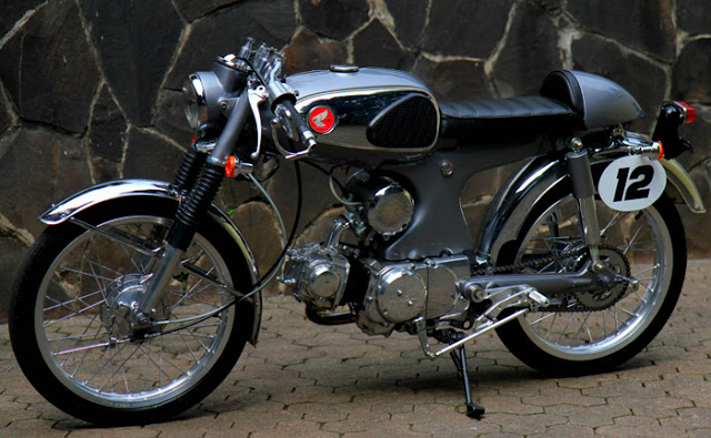 Honda S90 do caferacer dep