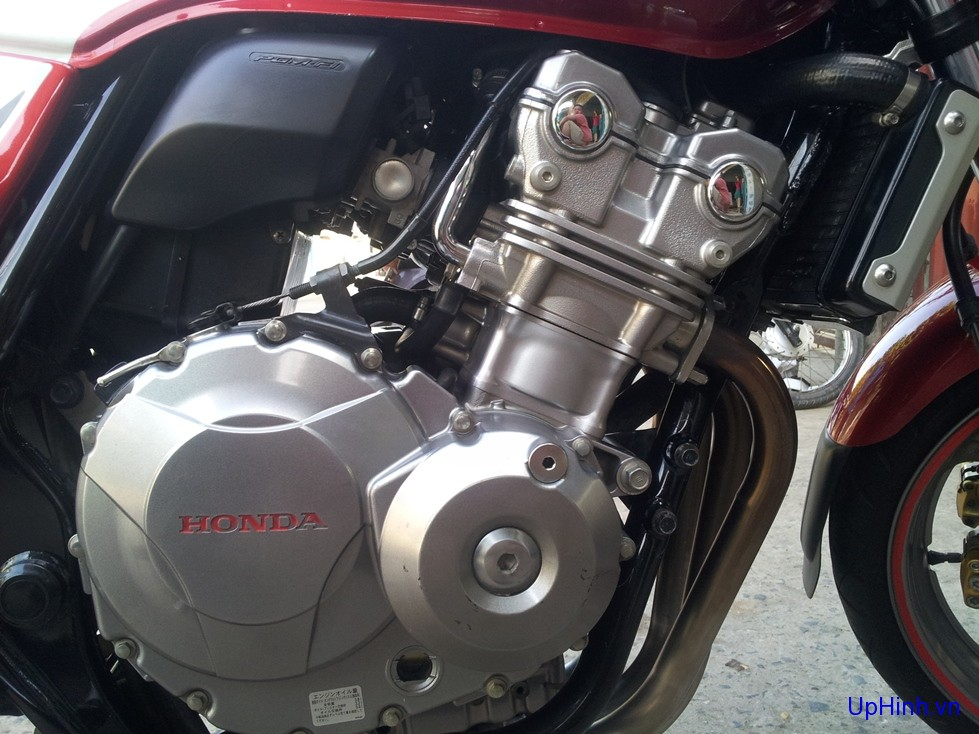 Honda Super Four Revo 2008 HQCN - 3