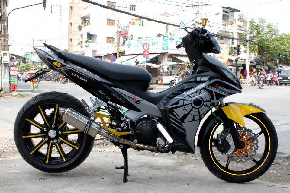 Mot Gap EX2011 va cac dong xe so Made By Thien Q6 update Mam O TO - 3